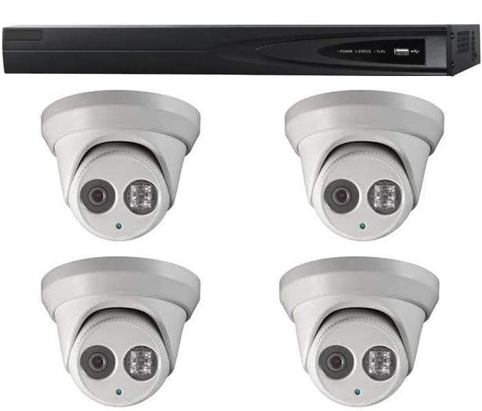 Hikvision Security Cameras Perth - Court Security